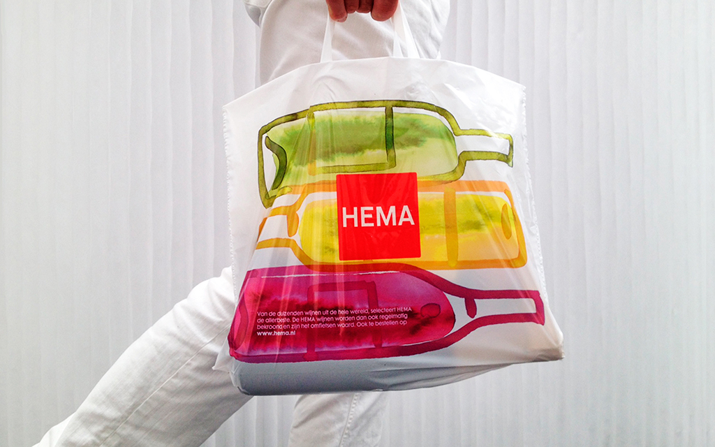 HEMA food packaging - Dutch Design Daily