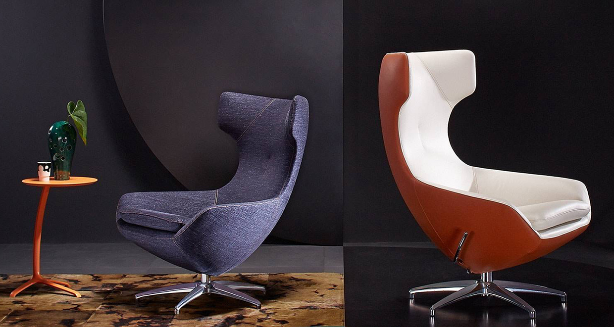 Caruzzo Armchair Dutch Design Daily