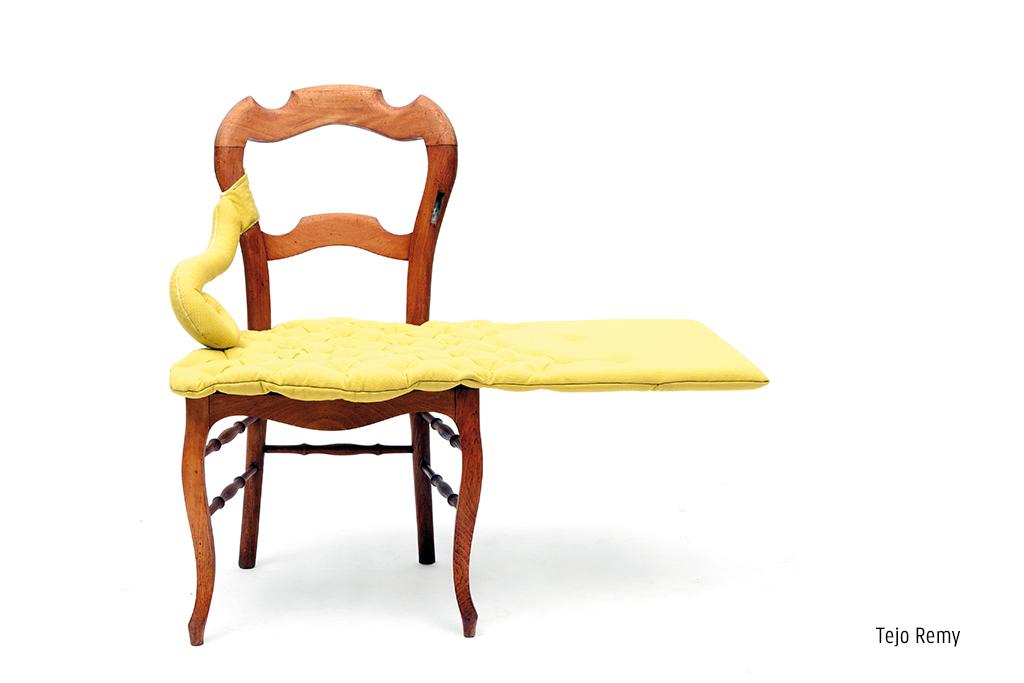 Chair sweet chairs 1990 dutch design daily for Dutch design chair karton