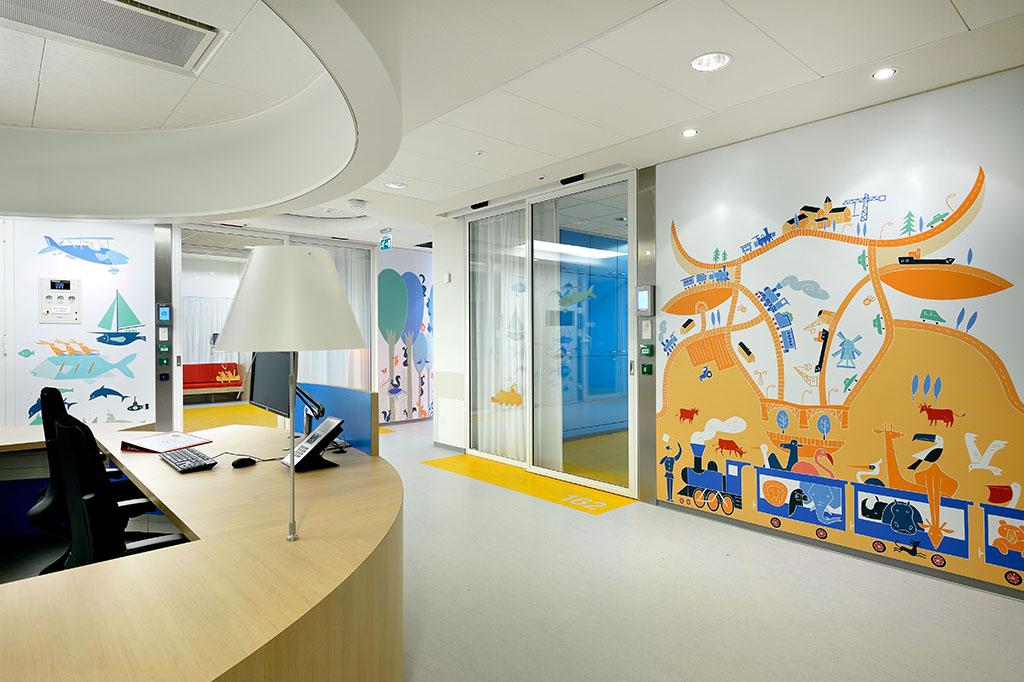 emma children s hospital amc dutch design daily. Black Bedroom Furniture Sets. Home Design Ideas