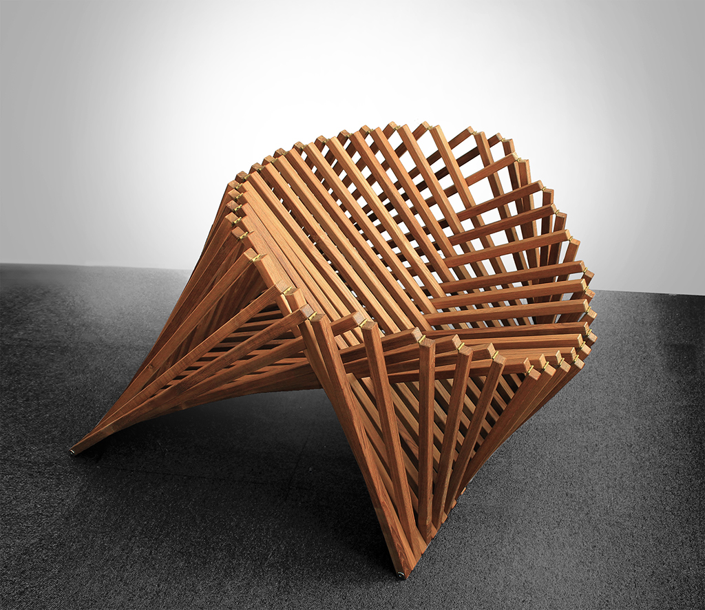 Rising collection dutch design daily for Dutch design chair karton