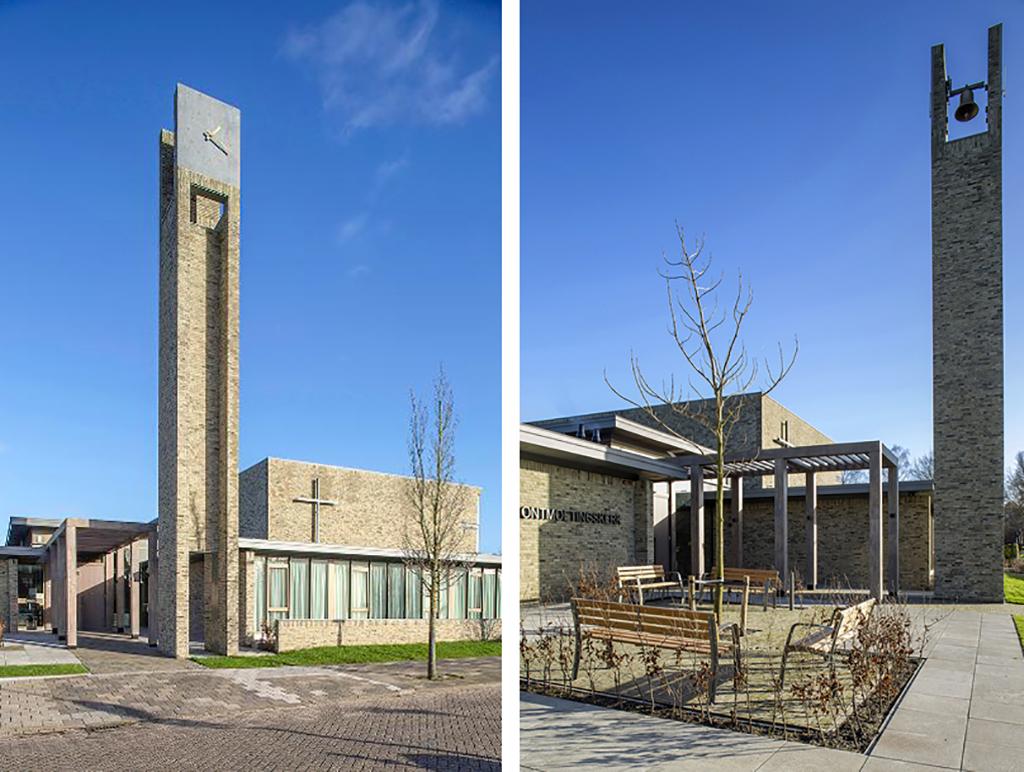 Church rijsenhout dutch design daily
