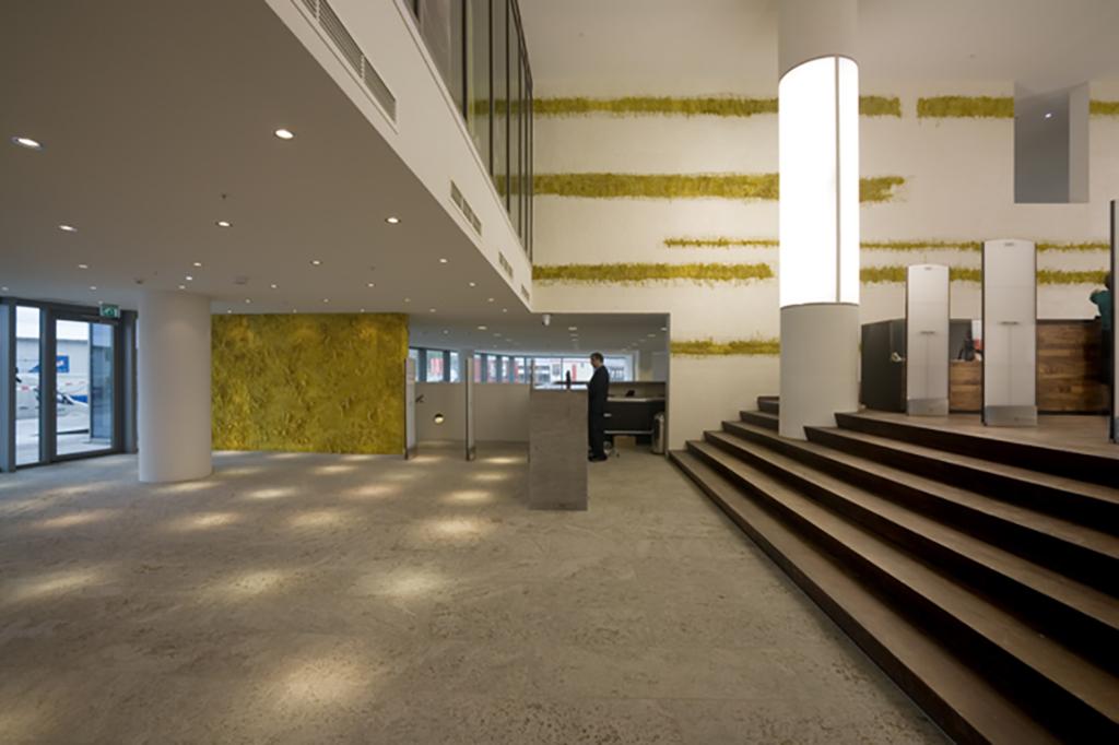 Claudy jongstra dutch design daily for Bibliotheek amsterdam