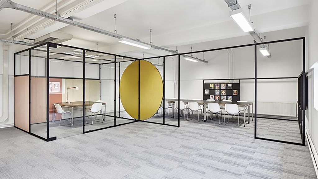 Design Kantoor Bureau.Office Bno Amsterdam Dutch Design Daily