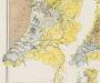 Bosatlas 1e druk, 1877_Hoogtekaart